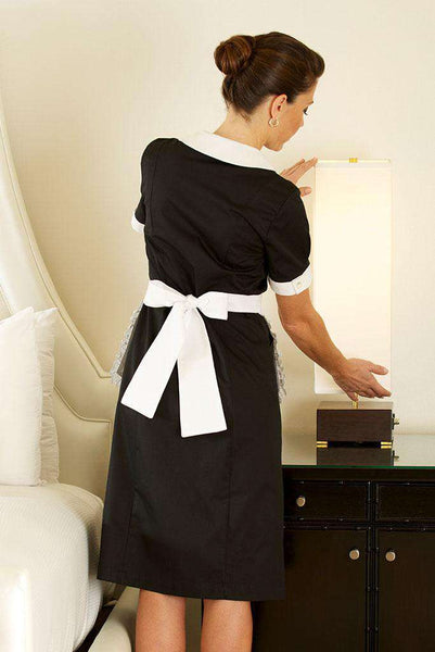classic Housekeeping Apron - Fashionizer Uniforms