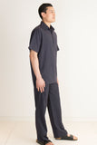 Mens Navy Trousers for housekeeping in hotels