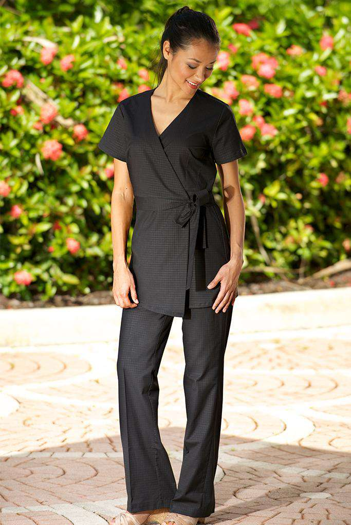 Womens Housekeeping Uniform Black Trousers