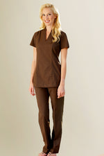 Female Housekeeping Uniform Trousers Brown