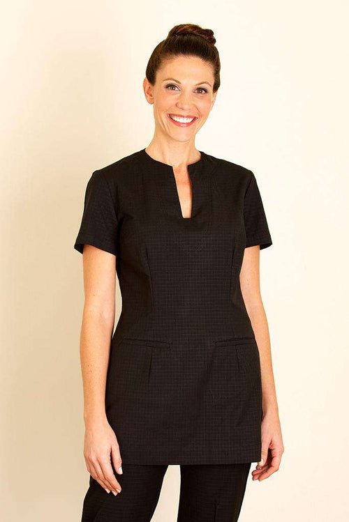 Female Housekeeping Black Tunic