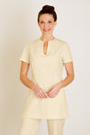 Womens Beige Hospitality uniform