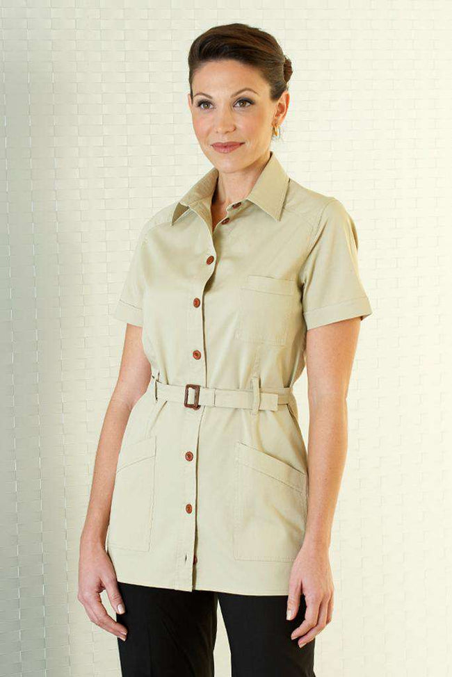 Beige  Housekeeping Uniforms