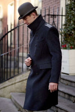 Mens doorman coat Hotel uniform