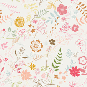 AGF Woven - Luminous Fields Printemps, Printemps Fusion Collection