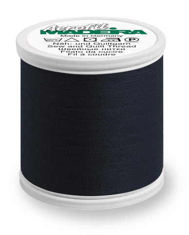 #8440 Deepest Grey Aerofil No. 120 (All Purpose Thread 400m)
