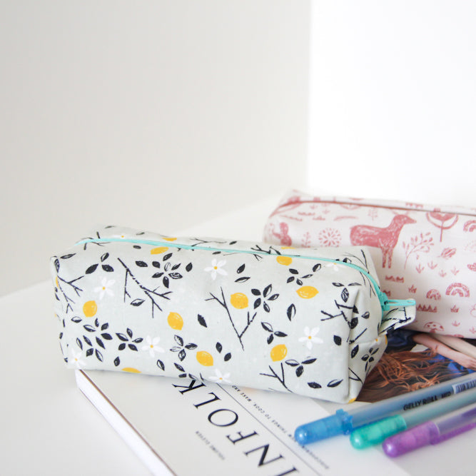 Adorable Pencil Case Ready-To-Sew Kit