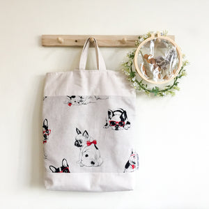 Baby Bear (Level 1) Japanese Cotton Tote Bag Sewing Workshop