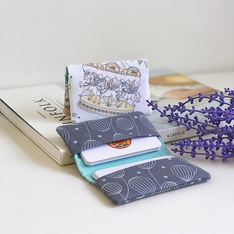 Mama Bear's Day - Rhapsody Card Holder Sewing Workshop