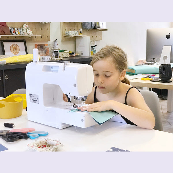 *RAWR Kids' Club* Magical Unicorncil Case Sewing Workshop