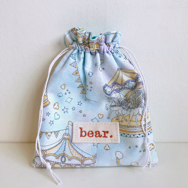Mama Bear's Day - Whimsical Pouch Sewing Workshop