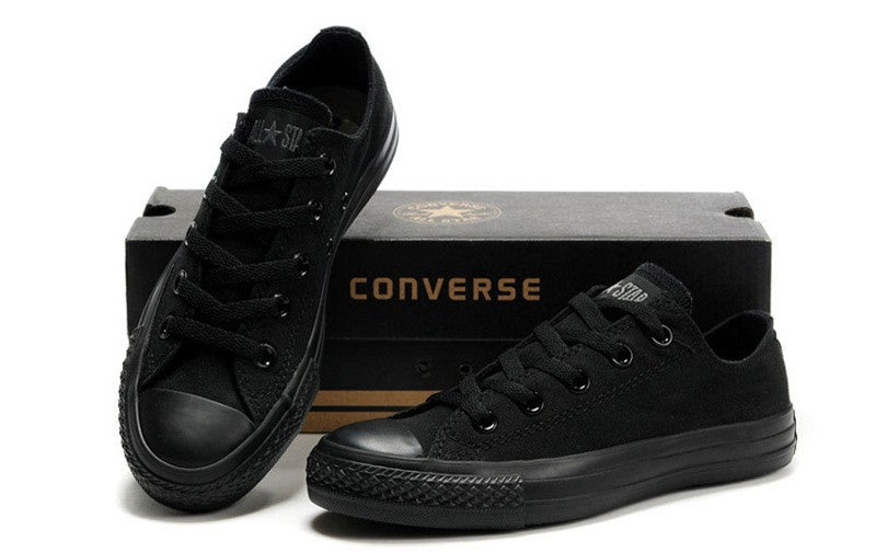 9a017eb64cd5 ... Original Converse Classic Unisex Canvas Skateboarding Shoes Low top  Sneakers ...