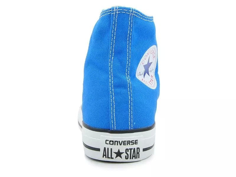 6ee0582b26 Original Converse all star shoes Sky blue high unisex sneakers ...