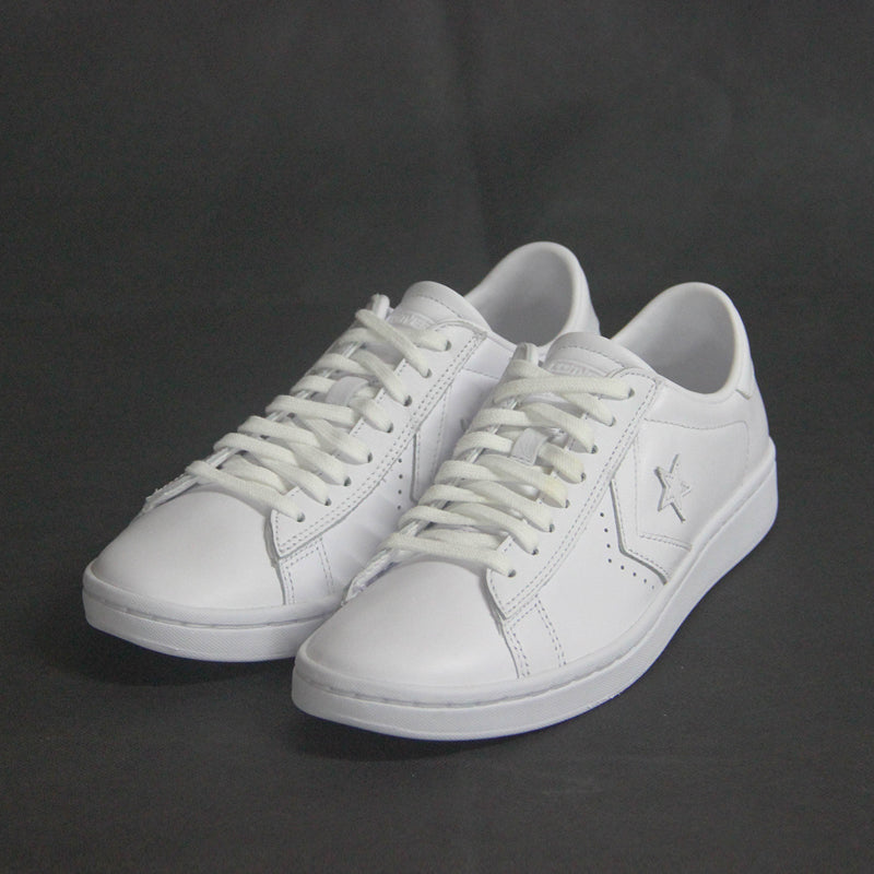26c45802456b ... 2017 new original Converse Star Player Leather women s sneakers white  color Leather Skateboarding Shoes ...
