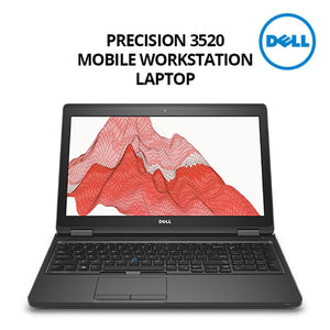 Dell Mobile Precision 3520