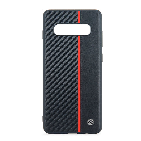Tellur Cover Carbon for Samsung Galaxy S10 Plus Black