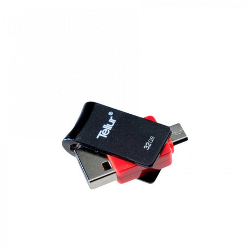 Tellur 32GB OTG Micro USB to USB