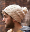Jameson Wool Hat - Oatmeal Cream