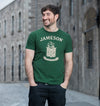 Jameson Crest T-Shirt- Green