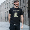Jameson Crest T-Shirt -Black