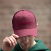 Jameson Burgundy Baseball Cap