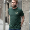Jameson Bow St. Distillery T-shirt - Green