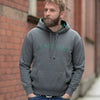 Jameson Pocket Hoodie - Charcoal