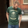 Jameson Full Crest T-Shirt - Green