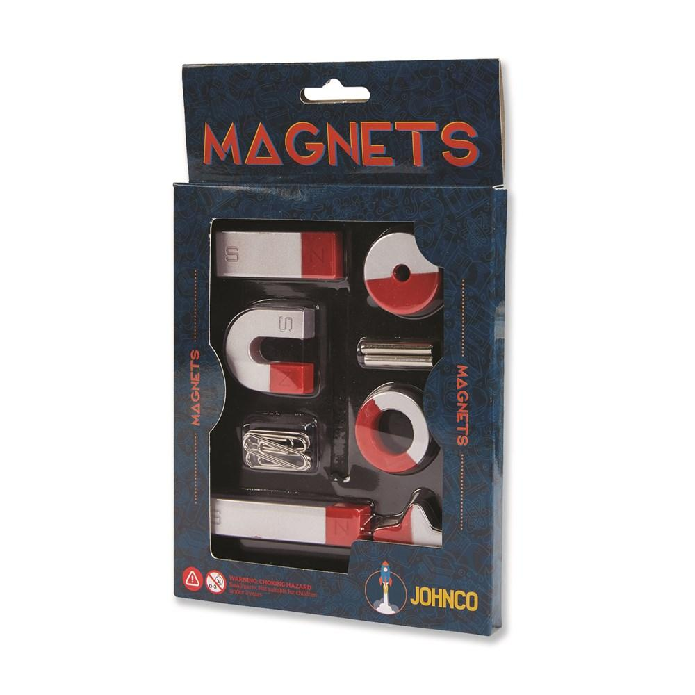 Johnco 8 pcs Magnetic Set - Dreampiece Educational Store