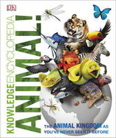 DK Knowledge Encyclopedia: Animals! - Dreampiece Educational Store