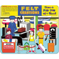 Felt Creations - Airport (NEW!)