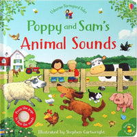 Usborne - Farmyard Tales Poppy & Sams Animal Sounds