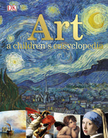 DK Books- Art: A Children's Encyclopedia