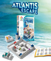Smart Games: Atlantis Escape