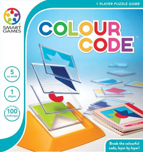 Smart Games: Colour Code - Dreampiece Educational Store