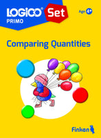 LOGICO Primo - Comparing Quantities (NEW! Ages 4+)