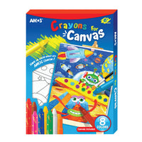 Amos Crayons for Canvas - Space