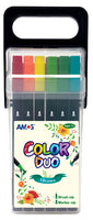 Amos Duo Colours 12 Pack Case
