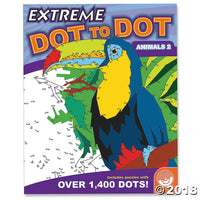 Mindware Extreme Dot to Dot - Animals 2
