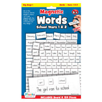 Fiesta Craft - Magnetic First Words Years 1 & 2