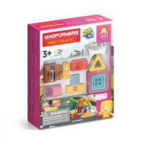 Magformers Maggy's House 33 Pcs Set