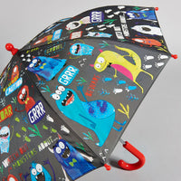 Floss & Rock Colour Changing Umbrella – Monsters