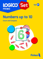 LOGICO Primo - Numbers up to 10 (NEW! Ages 5+)