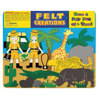 Felt Creations – Safari