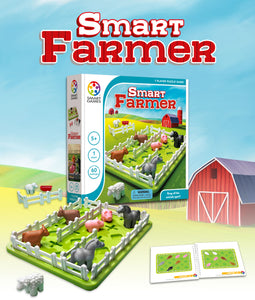 Smart Games: Smart Farmer (2019 NEW!) - Dreampiece Educational Store