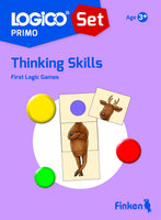 LOGICO Primo - Thinking Skills: First Logic Game (NEW! Ages 3+)