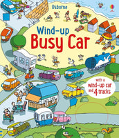 Usborne Wind-up Busy Car Book