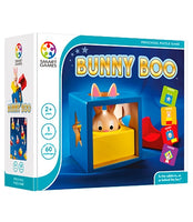 Smart Games: Bunny Peek-a-boo/ Bunny Boo