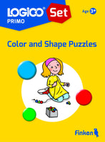LOGICO Primo - Colours and Shapes (Ages 3+)