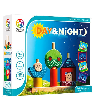 Smart Games: Day & Night - Dreampiece Educational Store